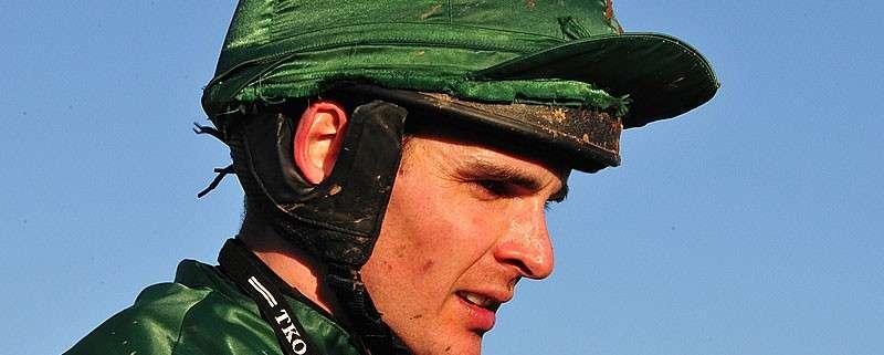 Jockey Liam Treadwell - Grand National Winner