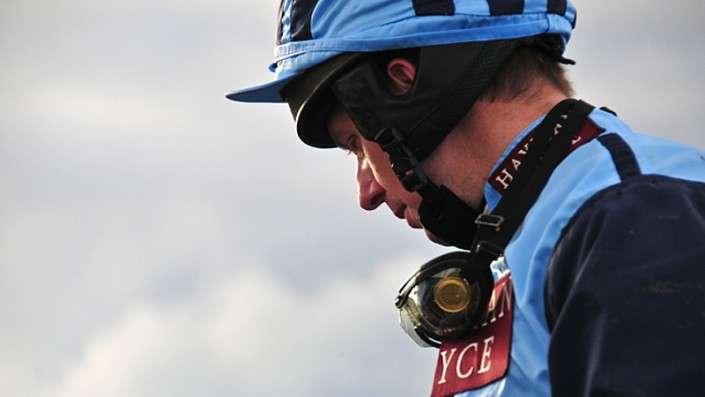 Photo of jockey Noel Fehily